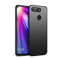 Coque Plastique Rigide Etui Housse Mat M02 pour Huawei Honor V20 Noir