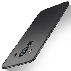 Coque Plastique Rigide Etui Housse Mat M02 pour Huawei Mate 10 Pro Noir