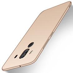 Coque Plastique Rigide Etui Housse Mat M02 pour Huawei Mate 10 Pro Or