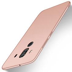 Coque Plastique Rigide Etui Housse Mat M02 pour Huawei Mate 10 Pro Or Rose