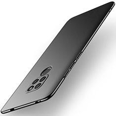 Coque Plastique Rigide Etui Housse Mat M02 pour Huawei Mate 20 Noir