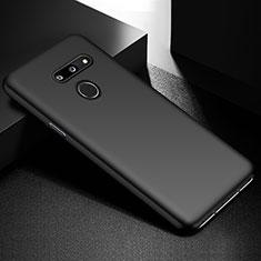 Coque Plastique Rigide Etui Housse Mat M02 pour LG G8 ThinQ Noir
