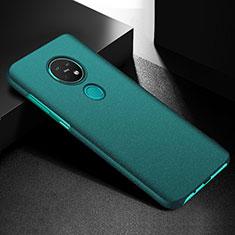 Coque Plastique Rigide Etui Housse Mat M02 pour Nokia 7.2 Vert