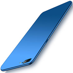 Coque Plastique Rigide Etui Housse Mat M02 pour OnePlus 5 Bleu
