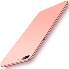 Coque Plastique Rigide Etui Housse Mat M02 pour OnePlus 5 Or Rose