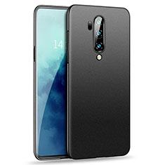Coque Plastique Rigide Etui Housse Mat M02 pour OnePlus 7T Pro 5G Noir
