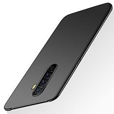 Coque Plastique Rigide Etui Housse Mat M02 pour Realme X2 Pro Noir