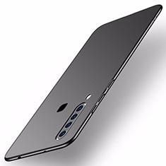 Coque Plastique Rigide Etui Housse Mat M02 pour Samsung Galaxy A9s Noir