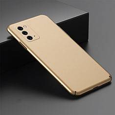 Coque Plastique Rigide Etui Housse Mat M02 pour Samsung Galaxy Note 20 5G Or
