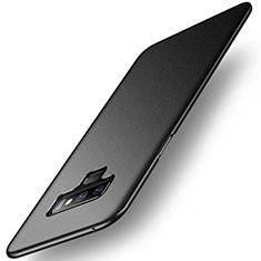 Coque Plastique Rigide Etui Housse Mat M02 pour Samsung Galaxy Note 9 Noir