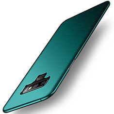 Coque Plastique Rigide Etui Housse Mat M02 pour Samsung Galaxy Note 9 Vert