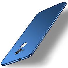 Coque Plastique Rigide Etui Housse Mat M02 pour Sony Xperia L2 Bleu