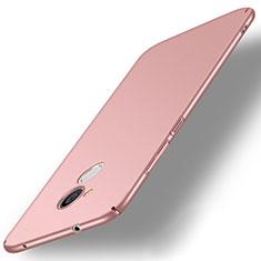 Coque Plastique Rigide Etui Housse Mat M02 pour Sony Xperia L2 Or Rose