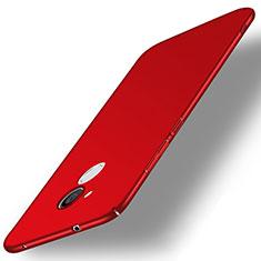 Coque Plastique Rigide Etui Housse Mat M02 pour Sony Xperia L2 Rouge