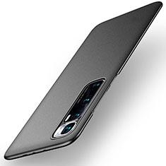 Coque Plastique Rigide Etui Housse Mat M02 pour Xiaomi Mi 10 Ultra Noir