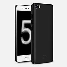 Coque Plastique Rigide Etui Housse Mat M02 pour Xiaomi Mi 5 Noir