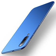 Coque Plastique Rigide Etui Housse Mat M02 pour Xiaomi Mi 9 Lite Bleu