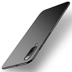 Coque Plastique Rigide Etui Housse Mat M02 pour Xiaomi Mi 9 Pro Noir