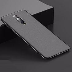 Coque Plastique Rigide Etui Housse Mat M02 pour Xiaomi Mi 9T Pro Noir