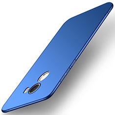 Coque Plastique Rigide Etui Housse Mat M02 pour Xiaomi Mi Mix 2 Bleu