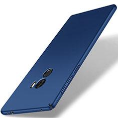 Coque Plastique Rigide Etui Housse Mat M02 pour Xiaomi Mi Mix Bleu