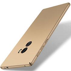 Coque Plastique Rigide Etui Housse Mat M02 pour Xiaomi Mi Mix Or