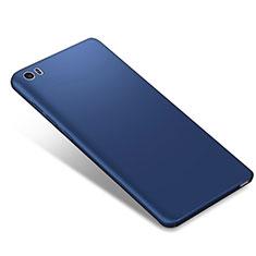 Coque Plastique Rigide Etui Housse Mat M02 pour Xiaomi Mi Note Bleu