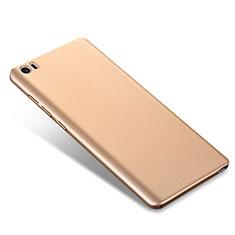 Coque Plastique Rigide Etui Housse Mat M02 pour Xiaomi Mi Note Or