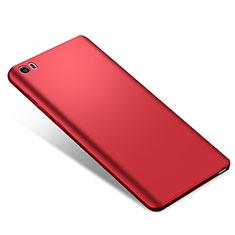Coque Plastique Rigide Etui Housse Mat M02 pour Xiaomi Mi Note Rouge