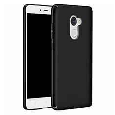 Coque Plastique Rigide Etui Housse Mat M02 pour Xiaomi Redmi 4 Standard Edition Noir