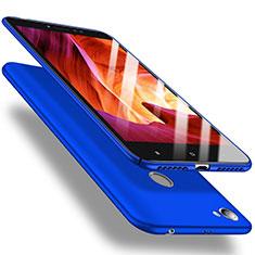 Coque Plastique Rigide Etui Housse Mat M02 pour Xiaomi Redmi Note 5A High Edition Bleu