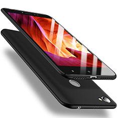 Coque Plastique Rigide Etui Housse Mat M02 pour Xiaomi Redmi Note 5A Pro Noir