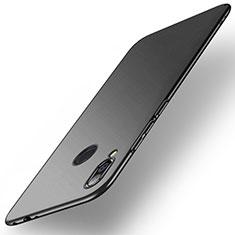 Coque Plastique Rigide Etui Housse Mat M02 pour Xiaomi Redmi Note 7 Noir