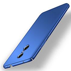 Coque Plastique Rigide Etui Housse Mat M02 pour Xiaomi Redmi Pro Bleu
