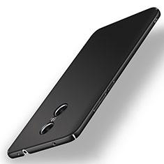 Coque Plastique Rigide Etui Housse Mat M02 pour Xiaomi Redmi Pro Noir
