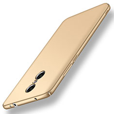Coque Plastique Rigide Etui Housse Mat M02 pour Xiaomi Redmi Pro Or