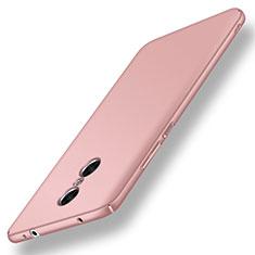 Coque Plastique Rigide Etui Housse Mat M02 pour Xiaomi Redmi Pro Or Rose