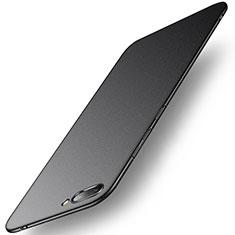 Coque Plastique Rigide Etui Housse Mat M03 pour Huawei Honor 10 Noir