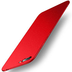 Coque Plastique Rigide Etui Housse Mat M03 pour Huawei Honor 10 Rouge