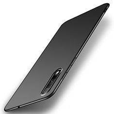 Coque Plastique Rigide Etui Housse Mat M03 pour Huawei Honor 9X Noir