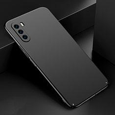 Coque Plastique Rigide Etui Housse Mat M03 pour Huawei Mate 40 Lite 5G Noir