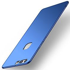 Coque Plastique Rigide Etui Housse Mat M03 pour Huawei P9 Plus Bleu