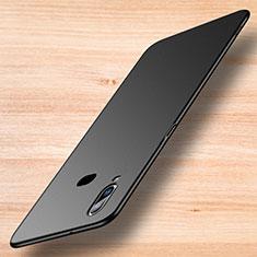 Coque Plastique Rigide Etui Housse Mat M03 pour Samsung Galaxy A6s Noir
