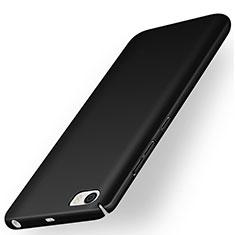Coque Plastique Rigide Etui Housse Mat M03 pour Xiaomi Mi 5 Noir