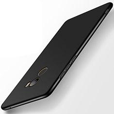 Coque Plastique Rigide Etui Housse Mat M03 pour Xiaomi Mi Mix 2 Noir