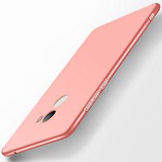 Coque Plastique Rigide Etui Housse Mat M03 pour Xiaomi Mi Mix 2 Or Rose