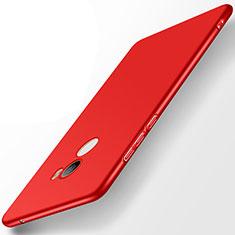 Coque Plastique Rigide Etui Housse Mat M03 pour Xiaomi Mi Mix Evo Rouge