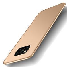 Coque Plastique Rigide Etui Housse Mat M03 pour Xiaomi Poco X3 NFC Or