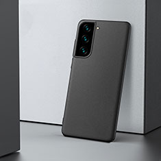 Coque Plastique Rigide Etui Housse Mat M04 pour Samsung Galaxy S21 5G Noir