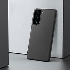 Coque Plastique Rigide Etui Housse Mat M04 pour Samsung Galaxy S21 Plus 5G Noir